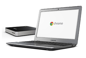 chromebook and chromebox